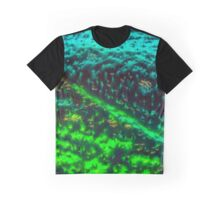 Metallic wings texture Graphic T-Shirt