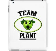 Team Plant iPad Case/Skin