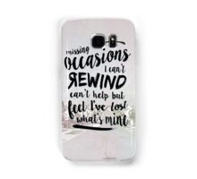 Troye Sivan Suburbia Lyrics (not mine) Samsung Galaxy Case/Skin