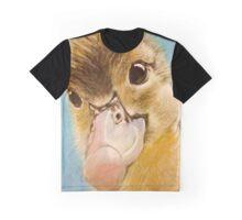 Cute duckling, child nursery art, Graphic T-Shirt