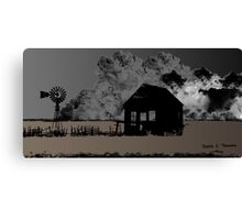 The Dust Bowl 2013 Canvas Print