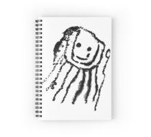 Monstruo Espagueti Volador Spiral Notebook