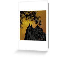 Encircled Church 2012 Greeting Card
