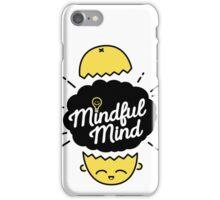 Mindful Mind iPhone Case/Skin