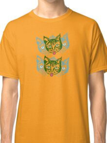 Mollycat Orange Classic T-Shirt
