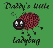 Daddy's little ladybug. Kids Tee