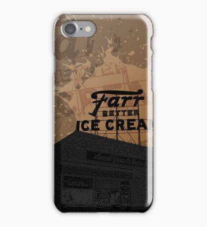 Ice Cream Shop iPhone Case/Skin