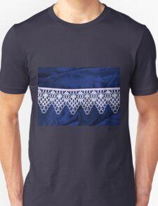 Blanc Lace Unisex T-Shirt