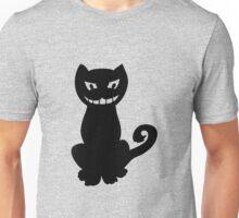 Halloween cat drawing Unisex T-Shirt