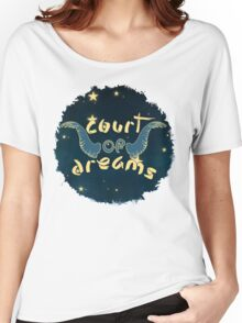 Court of Dreams Women's Relaxed Fit T-Shirt