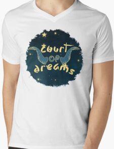 Court of Dreams Mens V-Neck T-Shirt