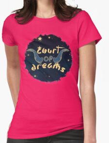 Court of Dreams Womens Fitted T-Shirt