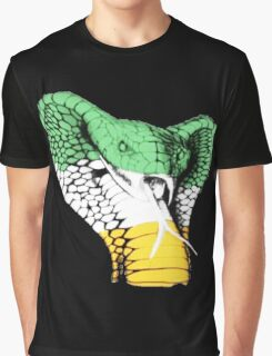 The Viper! Irish Flag Edition Graphic T-Shirt