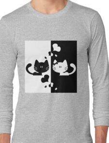 Cute kittens Long Sleeve T-Shirt