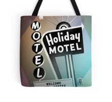 Vegas Motel Tote Bag