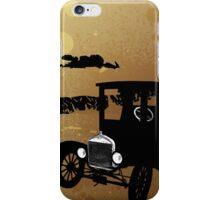 Model T 2011 iPhone Case/Skin