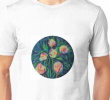 Peony buds Unisex T-Shirt