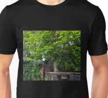 Shady Walkway in Lyme Dorset UK Unisex T-Shirt