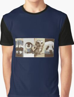 The cute crew Graphic T-Shirt
