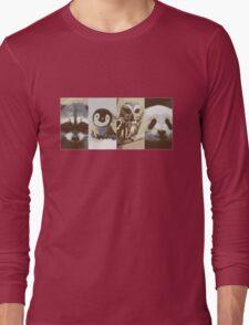 The cute crew Long Sleeve T-Shirt