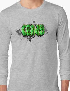 Just a crazy tag Long Sleeve T-Shirt