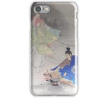 Ko-Gitsune Maru iPhone Case/Skin