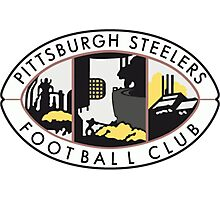 PITTSBURGH STEELERS FOOTBALL CLUB Photographic Print