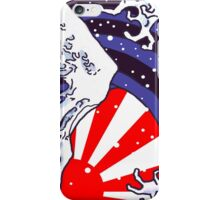 Japan Wave and Rise iPhone Case/Skin