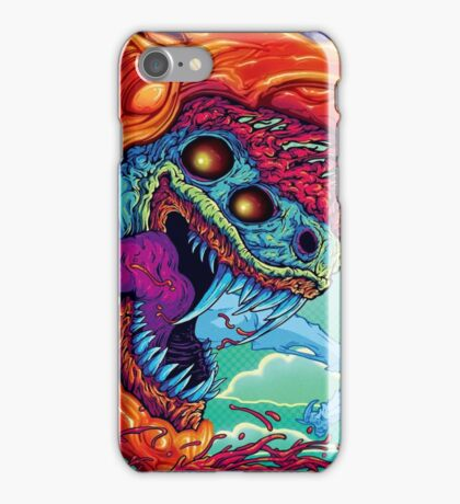 The Hyper Beast iPhone Case/Skin