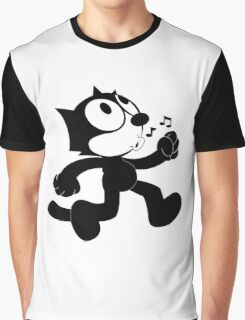 Felix the cat Graphic T-Shirt