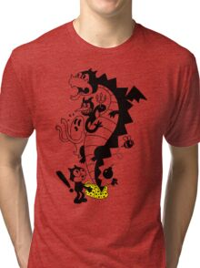 Creatures From The Magic Bag Tri-blend T-Shirt