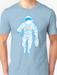 Daily Commute Astronaut Unisex T-Shirt