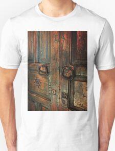 Door of Many Colors Unisex T-Shirt