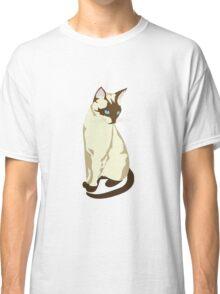 Gatto cat clip art Classic T-Shirt