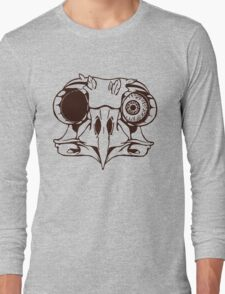 The Eagle Skull Long Sleeve T-Shirt