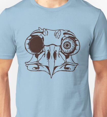 The Eagle Skull Unisex T-Shirt