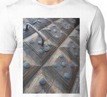 Door in Porvoo Unisex T-Shirt