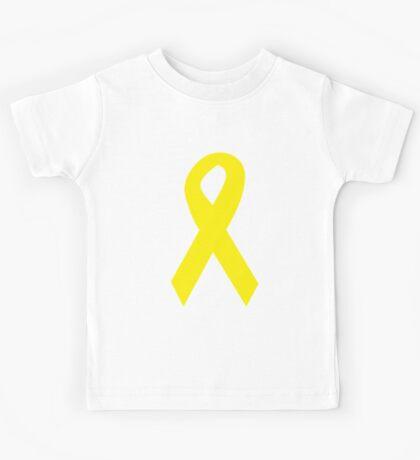 Yellow Ribbon Kids Tee