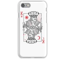 The Man Of New Order World iPhone Case/Skin