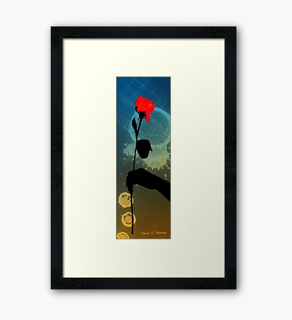 The Rose 2012 Framed Print