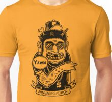 Ninja Bread Boy Unisex T-Shirt