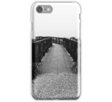 An Empty Bridge iPhone Case/Skin