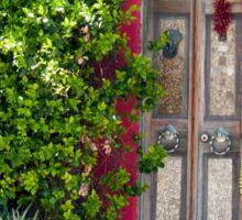 Tucson Door Sticker