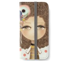 Loving can heal iPhone Wallet/Case/Skin