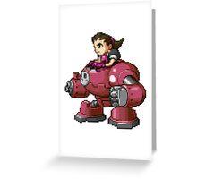 Tron Bonne Greeting Card