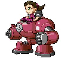 Tron Bonne Photographic Print