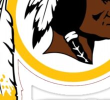 REDSKINS LOGO Sticker