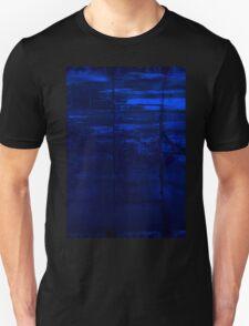 Blocks Of Blue Unisex T-Shirt