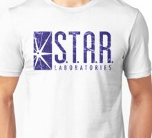 Star Labs Blue Unisex T-Shirt
