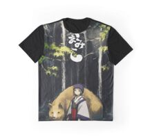 Original Kuma Miko  Graphic T-Shirt